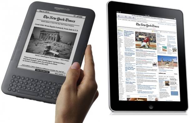 iPad vs. Kindle - which e-reader is the best?